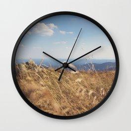 Moment of Zen Wall Clock