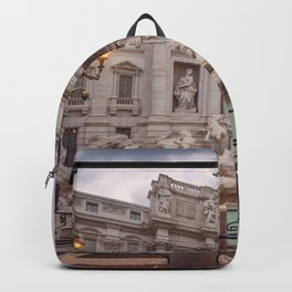 Trevi Fountain Backpack
