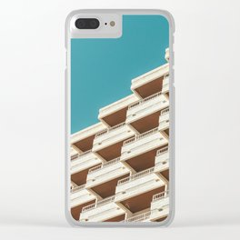 Repeat Clear iPhone Case