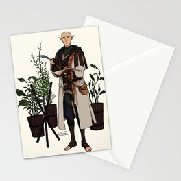 MHW crossover Stationery Cards