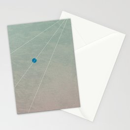 you can't connect the dots looking forward Stationery Cards