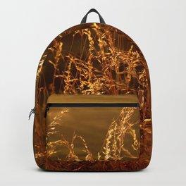 Gold Warm Light - JUSTART © Backpack