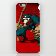 Revolution X iPhone & iPod Skin
