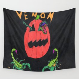 """Venom"" Wall Tapestry"