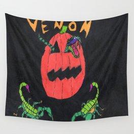 """""""Venom"""" Wall Tapestry"""