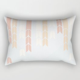 Japanese Pattern: Autumn Rectangular Pillow