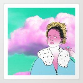 RI Art Print