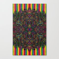 80 Canvas Print
