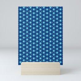 Blue Star Mini Art Print