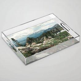 Utah Alpine Acrylic Tray