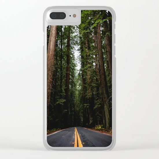 The Road to Wisdom Clear iPhone Case