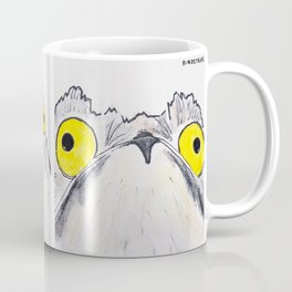 Bird no. 146: [ANXIETY INTENSIFIES] Coffee Mug
