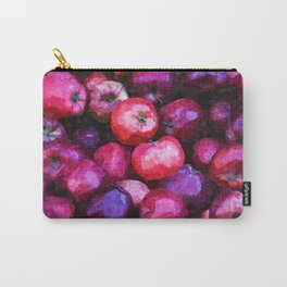 Still Life Red Aples Carry-All Pouch