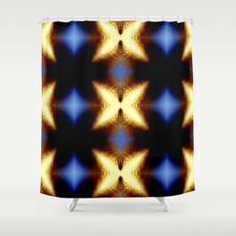 The X Factor Shower Curtain