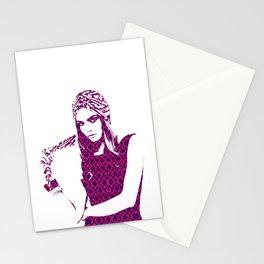 Cara Delevingne Stationery Cards