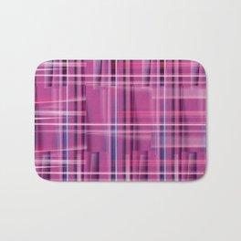 Pattern pink  Bath Mat