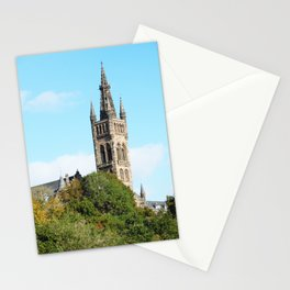 Scottish Photography Series (Vectorized) - University of Glasgow Stationery Cards