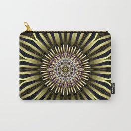 Hypnotic flower Carry-All Pouch