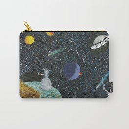 Nothingness is Everything Carry-All Pouch