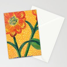 Two Daisies Stationery Cards