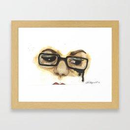 """Molly"" Framed Art Print"