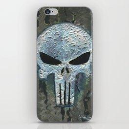 Punisher iPhone Skin