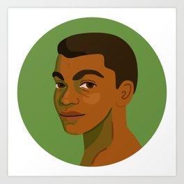 Queer Portrait - Alvin Ailey Art Print