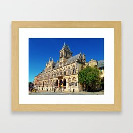 Guildhall Framed Art Print