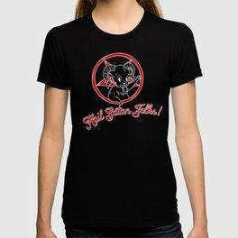Hail Satan, Folks T-shirt
