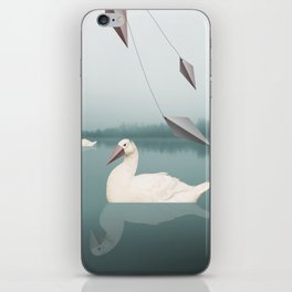 goose iPhone Skin