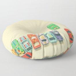 False Start Floor Pillow