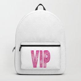VIP Pink Backpack