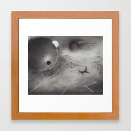 Artifact Framed Art Print