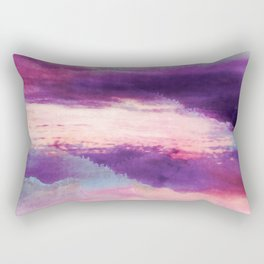 Fantasy Abstract Rectangular Pillow