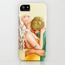You Leave Me Breathless - Nikolina iPhone Case