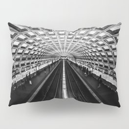 The Underground Pillow Sham