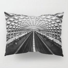 The Underground Pillow Sham