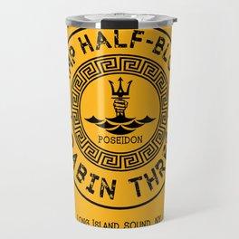Percy Jackson - Camp Half-Blood - Cabin Three - Poseidon Travel Mug