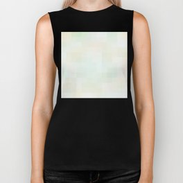 Re-Created Colored Squares No. 16 by Robert S. Lee Biker Tank