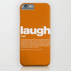 definition LLL - Laugh 10 iPhone 6s Slim Case