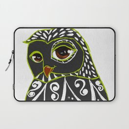 Kaleidoscope Owl Laptop Sleeve