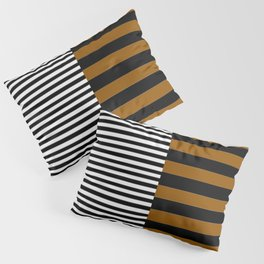 Different Sides (yellow) Pillow Sham