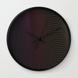 Noise Canceling Wall Clock