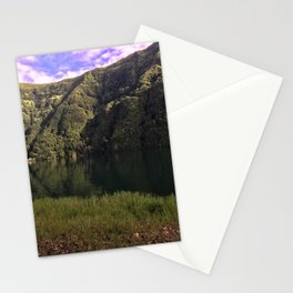 Sky, Land & Water in Azores Stationery Cards