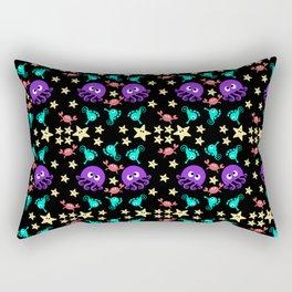 Creatures Rectangular Pillow