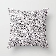 trippy Throw Pillow