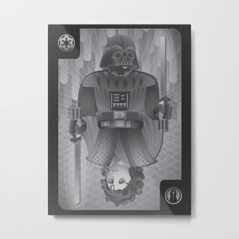 The King of Siths Metal Print