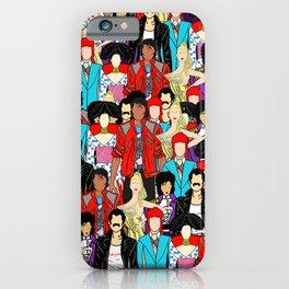 Retro Party 1 iPhone Case