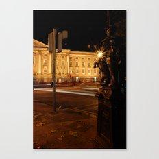 Stop. Light. Canvas Print