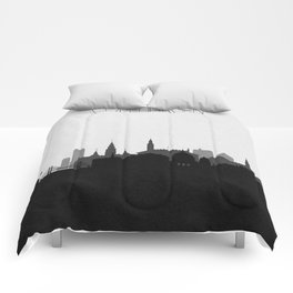 City Skylines: Copenhagen Comforters